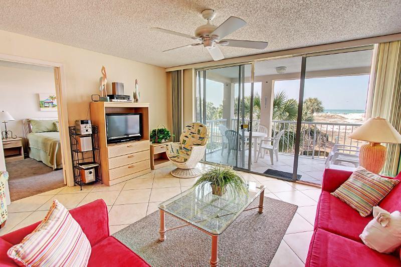 Magnolia House 210 - 2BR/2BA BeachFront w/Beach Svc in Destin Pointe! Book Online! - Image 1 - Destin - rentals