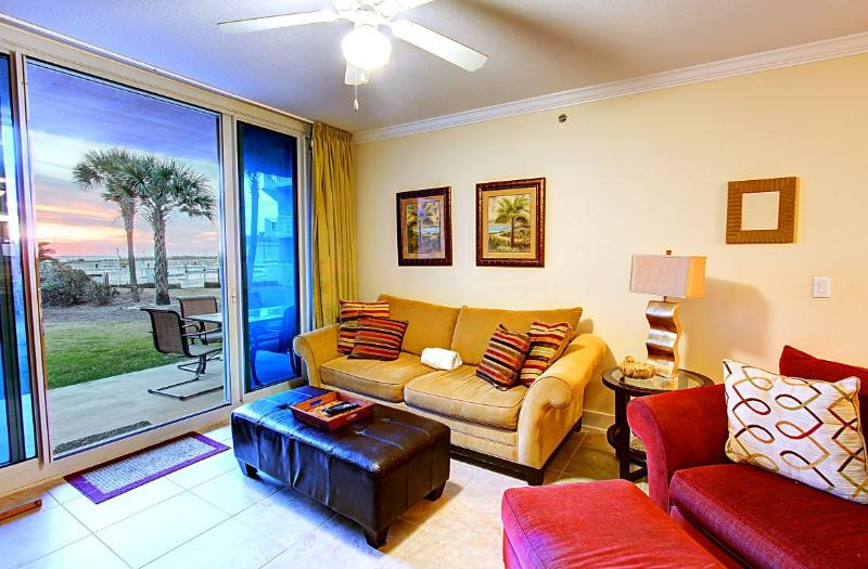 Waterscape 103-B >o< 2BR/2.5BA-GulfView-AVAIL11/21-11/28*Buy3Get1Free NOWthru 2/29-Patio - Image 1 - Fort Walton Beach - rentals