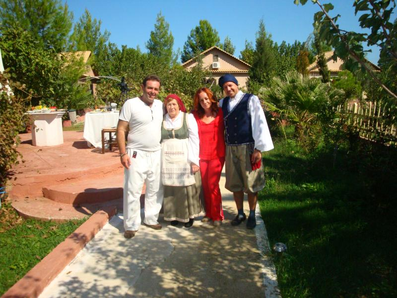 Therianos family - Traditional Therianos villas: VILLA AGAPI - Kallithea - rentals
