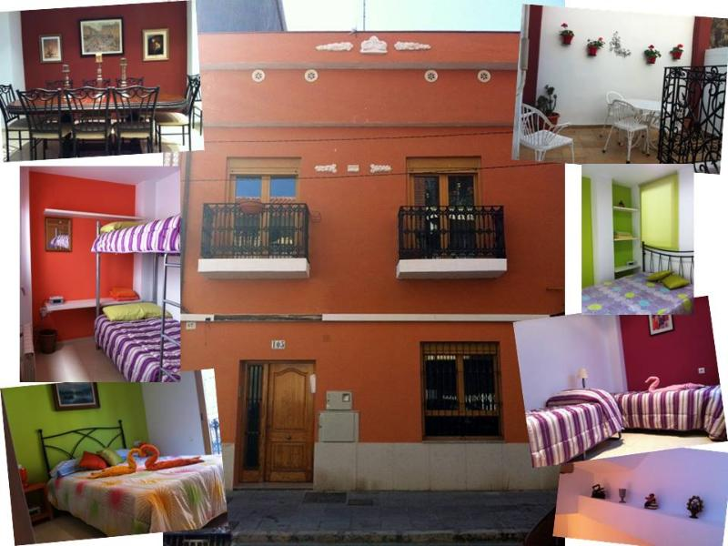 FULL HOUSE - 1900 Style Beach Home With Wifi - Valencia - rentals