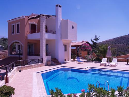 3 Bedroom Villa in Chania - Image 1 - Chania - rentals