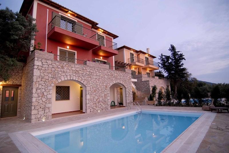 14 Guest Stone Villa in Lefkas - Image 1 - Lefkas - rentals