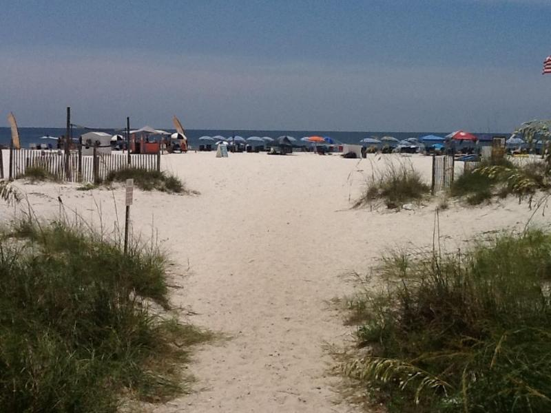 Beach - Gulf Shores/ Sunny Affordable 2 bedroom/1&1/2 bath - Gulf Shores - rentals