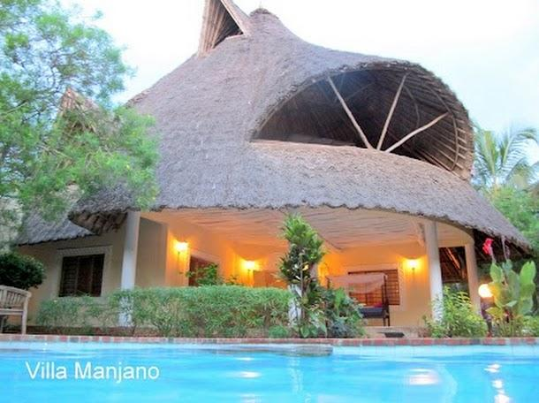 Villa Manjano in Kenya for your African adventure - Image 1 - Diani - rentals