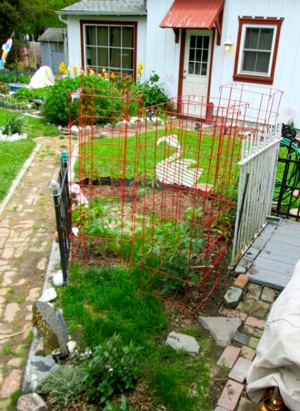 The owner is a gardener and it shows!!!,this is just one. - Little Flamingo Cottage -Peaceful and lovely. - Cape May - rentals