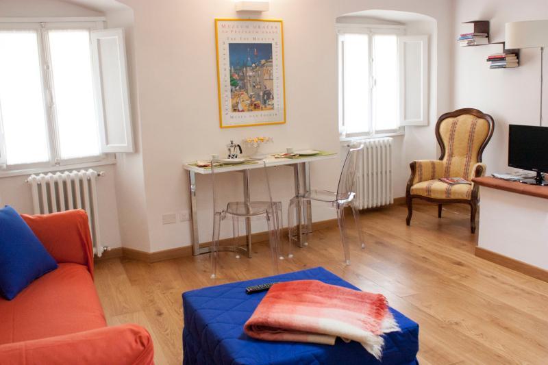 Soggiorno - Residenza Arcobaleno - Florence - rentals