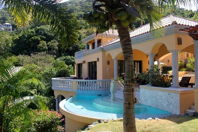 Pool view - Delfina - Woodston - rentals
