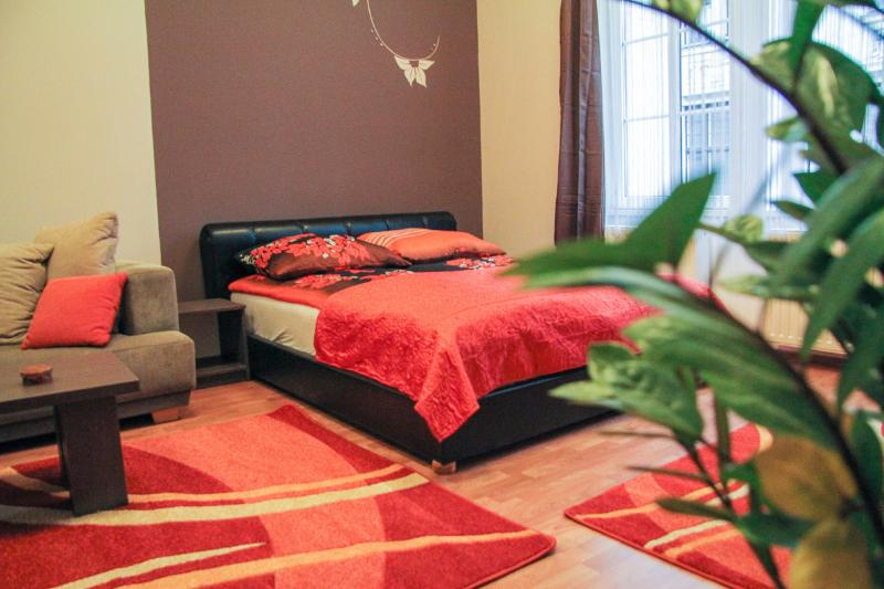 Central Apartment Budapest - Image 1 - Budapest - rentals