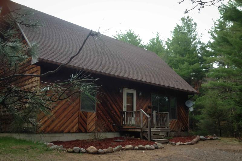 House exterior - Sisko's Bear Paw 4BR House - Chippewa Flowage - Ojibwa - rentals