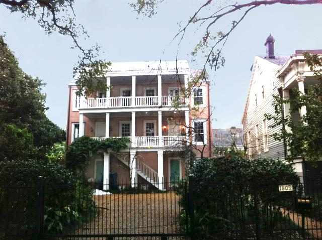 front of property - Large groups welcomed,3 or, 6 bedrooms total,,, - New Orleans - rentals