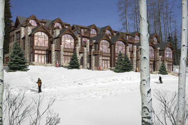 Luxury 4 Bed, 4.5 Bath, Ski-In/Ski-Out Condo (D) - Image 1 - Telluride - rentals