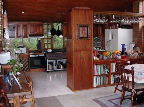 Kitcken - Wood Cabin in Suba Hills Bogota - Bogota - rentals