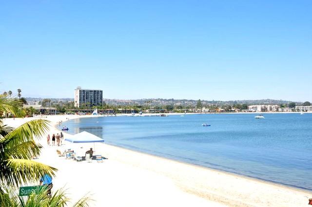 Gorgeous Bay Biew - MISSION BAY GETAWAY-FUN IN THE SUN!! - Pacific Beach - rentals