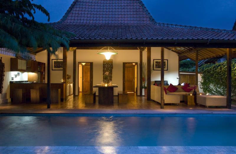 Front - villa Louise - Seminyak - rentals