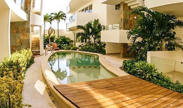 mamitas-penthouse - Mamitas Village #305 - Penthouse Mamitas - Playa del Carmen - rentals