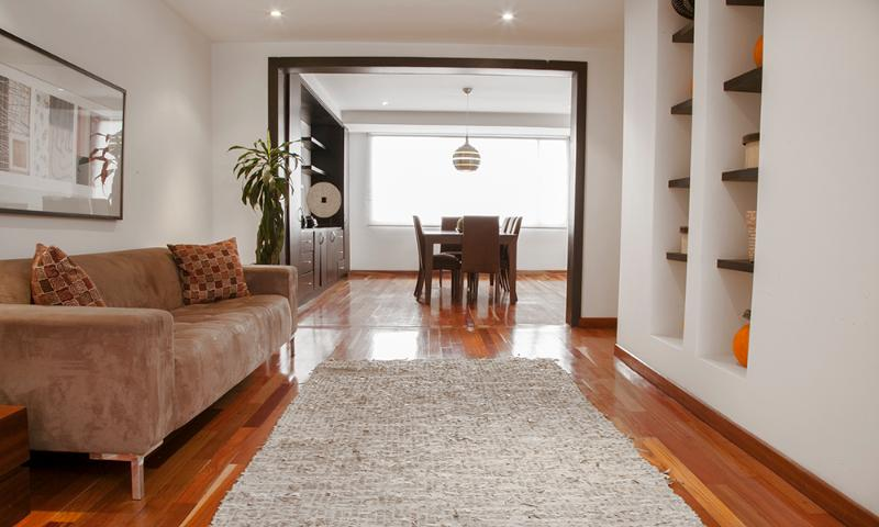 Luxurious 4 Bedroom Penthouse in La Cabrera - Image 1 - Bogota - rentals