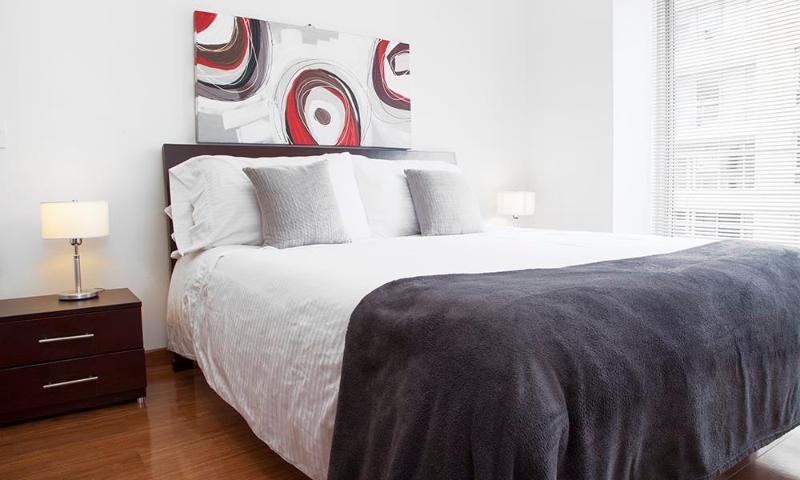 Bright Apartment in El Chicó - Image 1 - Bogota - rentals