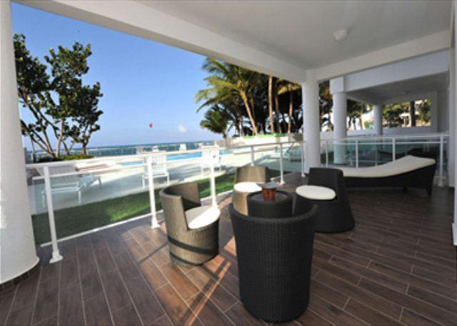 WM 4 Watermark- Boutique Oceanfront  All Suite Hotel steps from the sand - Image 1 - Cabarete - rentals