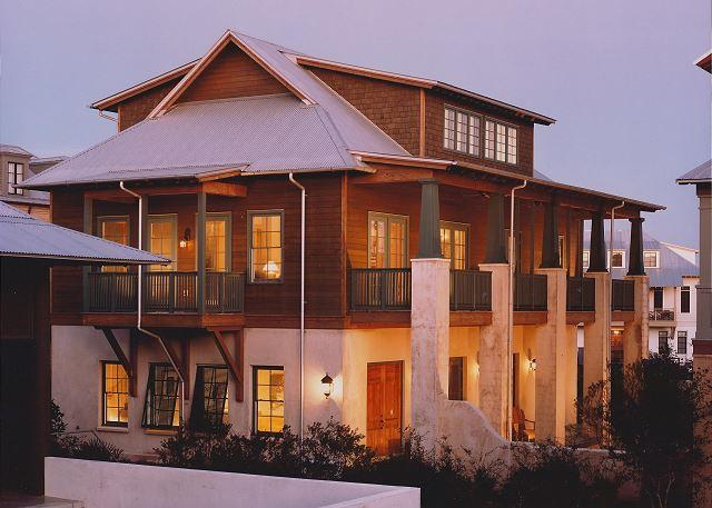 Villa Rose Cottage - Villa Rose  very best of southern living in Rosemary Beach! - Rosemary Beach - rentals