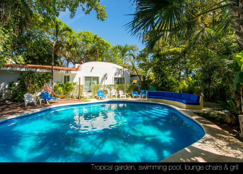 Our fresh pool - 2 bedrooms 2 bathrooms Pent house - Playa del Carmen - rentals