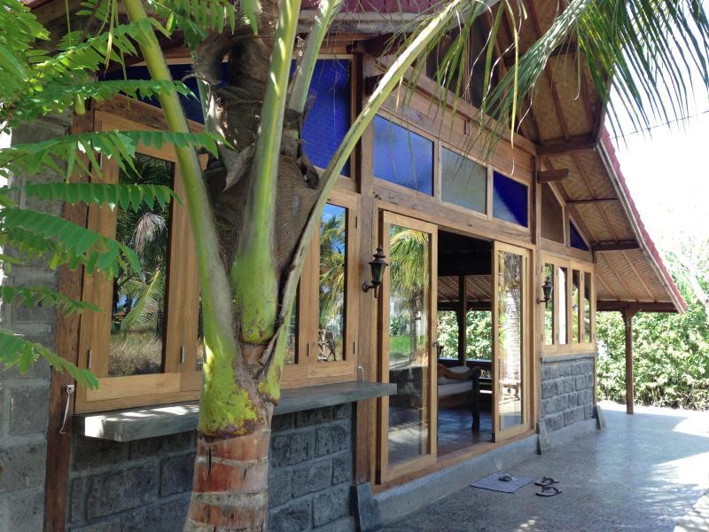 Balian Teak Villa - Image 1 - Suraberata - rentals