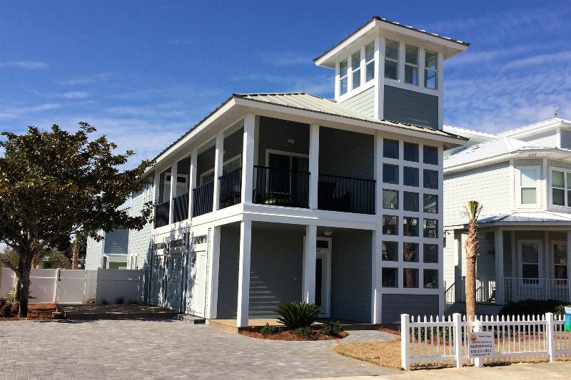Welcome to Mama's Happy!!! - Luxury Home!! 6 Bdrm, Priv Pool, 2-Story Cabana! - Destin - rentals