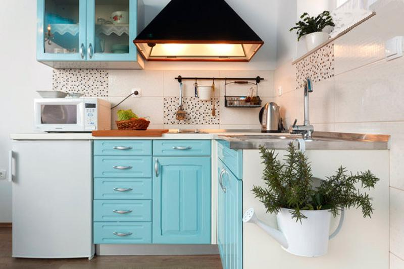 """Charming, fully equipped kitchen - Luxury """"Blue Garden"""" apartment - Trogir - rentals"""