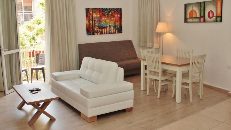 Jerusalem center, stunning 1 bedroom Apt - Image 1 - Jerusalem - rentals