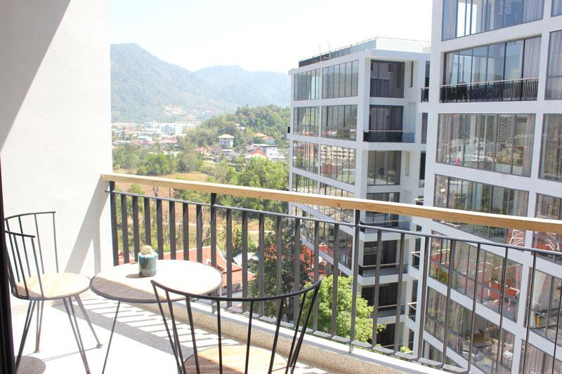 Studio Apartment - Walking Distance to Beach - Image 1 - Kamala - rentals