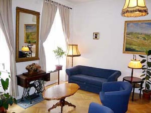 living room - PRAGUE CENTRAL APARTMENT NO. 1 - Prague - rentals