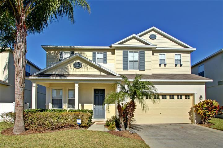 Villa front - 7BR-Pool-Spa-Wifi-Game Room-Near Disney - Orlando - rentals