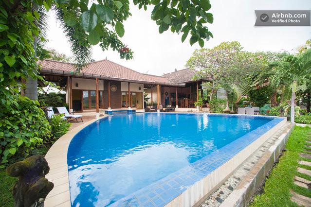 Araminth ,luxury 4/5 Bedroom spa Villa, ocean view, Lovina - Image 1 - Lovina - rentals