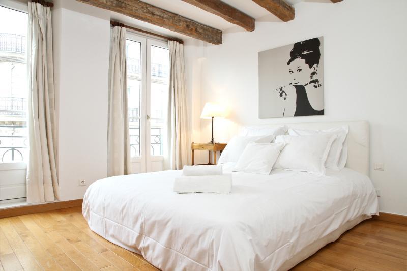 Master Bedroom - 41. LARGE & CENTRAL APARTMENT-ST GERMAIN DES PRÈS - Paris - rentals