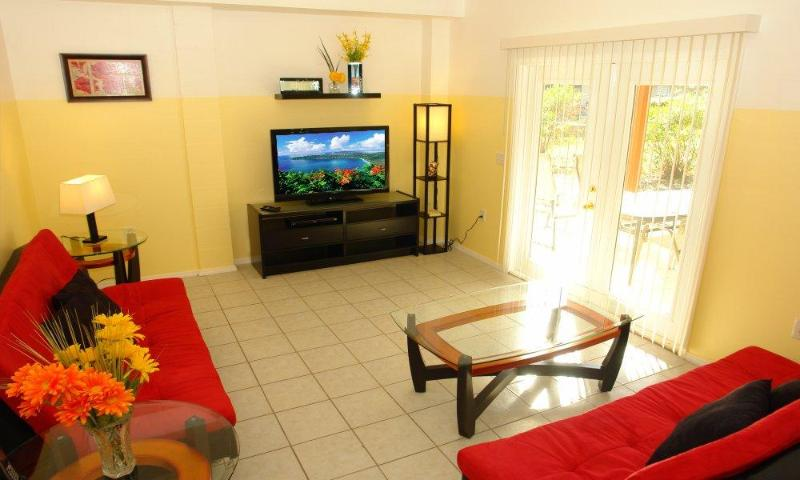 Living Room - BeachPearl - Fort Myers Beach - rentals