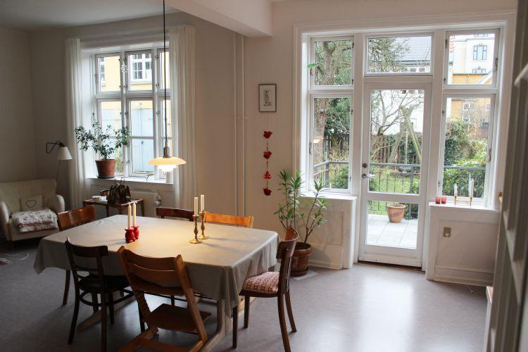 Sankt Knudsvej Apartment - Attractive bright Copenhagen apartment near Forum metro - Copenhagen - rentals