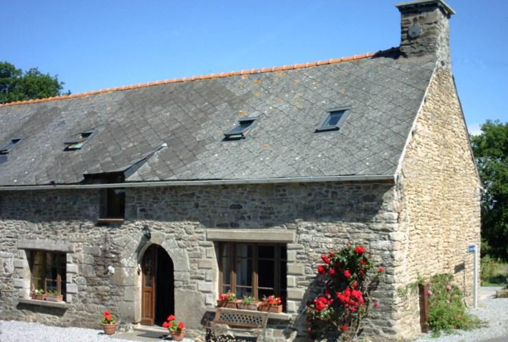 La Vieille Longere; charming Breton holiday rental for adult groups - La Vieille Longere, perfect for adult groups - Plessala - rentals