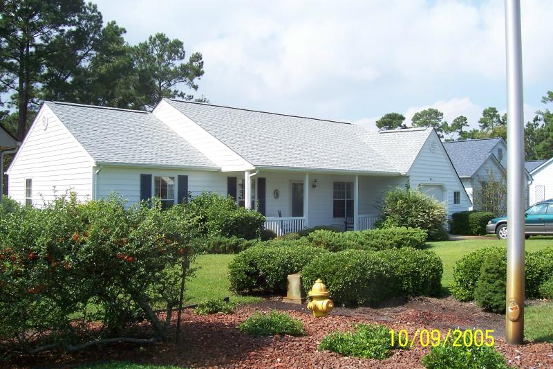 311 Mourning Dove Lane -- Front - 3 BR House on golf course, 2 miles from ocean - Murrells Inlet - rentals
