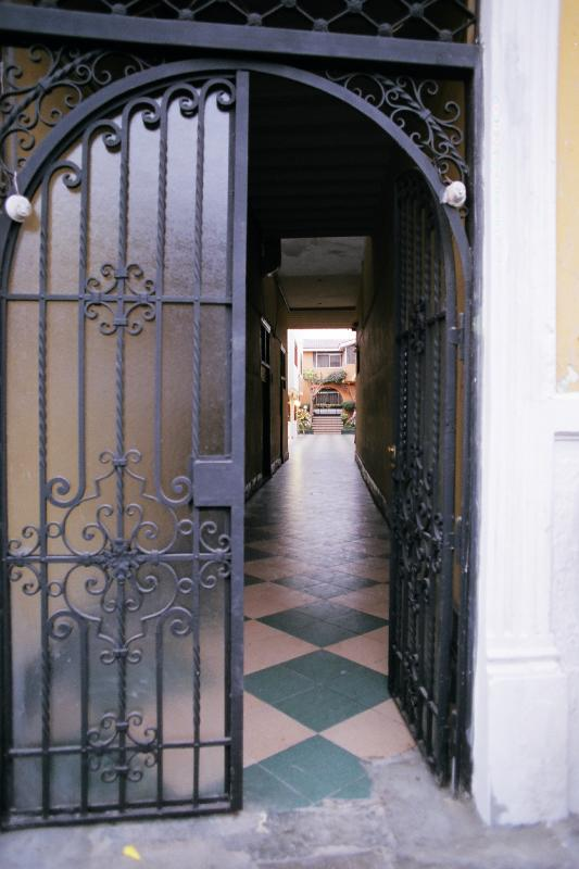 secure street entrance - Your Home Away From Home - Lima - rentals