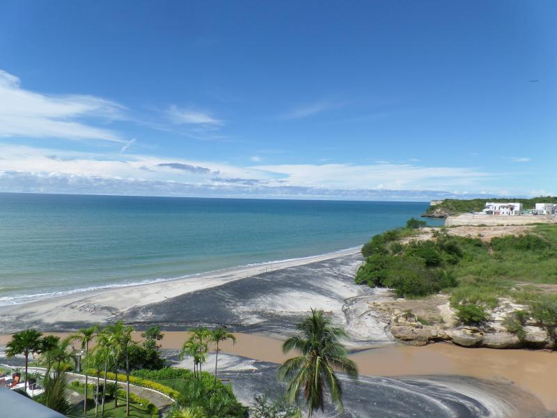 View from the balcony - 3 bedrooms penthouse at Rio Mar, Coronado, Panama - San Carlos - rentals