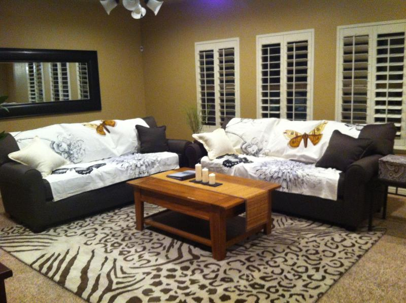 Great Room - Central Wasatch Valley Home - Layton - rentals