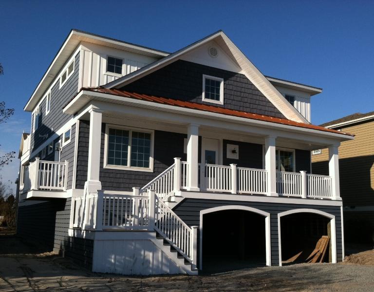8 Sandpiper Ct in Cape Shores - 8 Sandpiper - New Construction Beach Home - Lewes - rentals