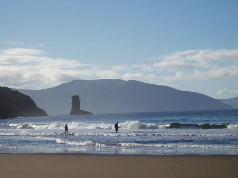 Beach enthusiasts' dream location - Country Home Dingle Peninsula modern home, wifi - Lispole - rentals