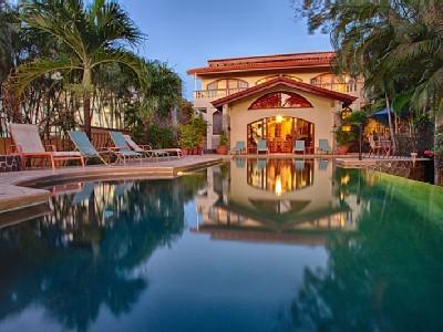 Pool - Casa Paquita - Tamarindo - rentals