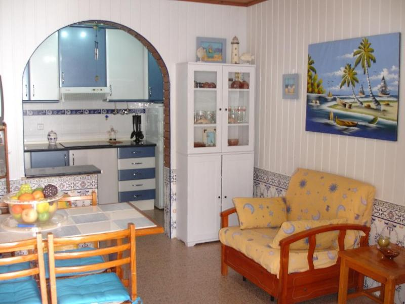 Salle à manger - SHELL'S APARTMENT AT THE OCEAN - Lagoa - rentals