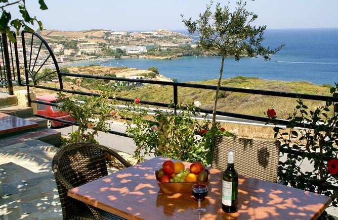 Agia Pelagia See View  Apartment Pennystella No 7 - Image 1 - Ligaria - rentals