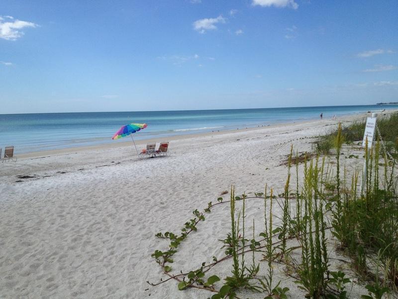 Gulf Beach - Anna Maria Island, FL - Bradenton Beach - rentals