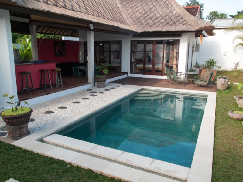 POOL - Villa Terima Kasih - Balanga perfect Retreat - Bali - rentals
