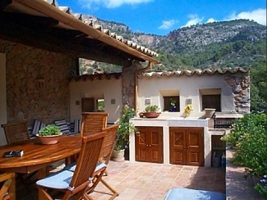 """Enchanting Casa """"El Molino"""" Fornalutx - Image 1 - Fornalutx - rentals"""