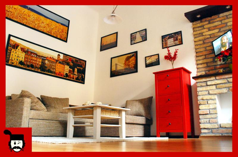 The Rakoczi Apartment Downtown! NEW!!! - Image 1 - Budapest - rentals