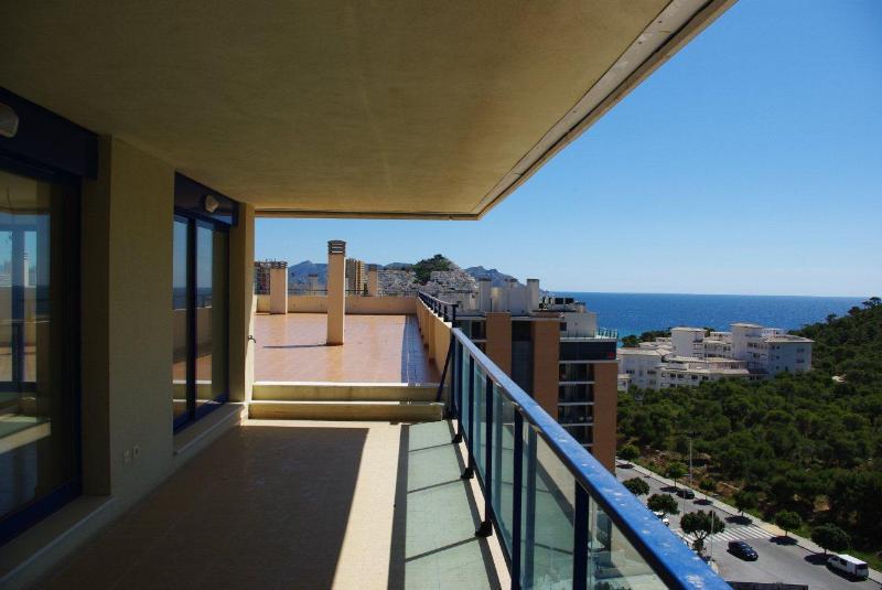 indoor terrace - Nice attic close to the beach - Villajoyosa - rentals